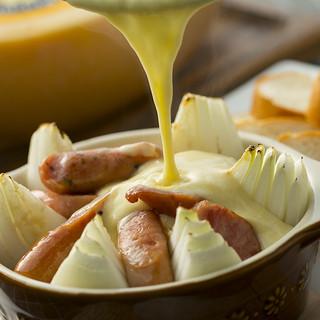【スイス発祥】とろ~りラクレットチーズ