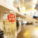 恵美須商店 南2西5 - ハイボル