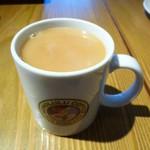 ホノルルコーヒー - HOT TEA 320円