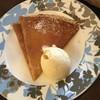 マルグリット カシュカシュ  - 料理写真:クレープ(グランマルニエ+アイス)