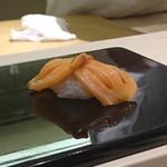 鮨 ます田 - 赤貝