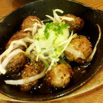居食屋「和み亭」 - サイコロステーキ