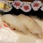 鬼平鮨 - 料理写真:にぎりランチ