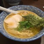 63411546 - 濃厚鶏白湯そば800円/13