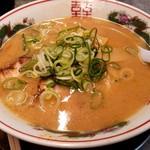 花京 - こってりラーメン・細麺