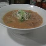 すみれ - ミニ味噌らーめん 570円