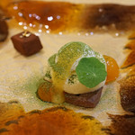 トゥ・ラ・ジョア - 柑橘とチョコレート