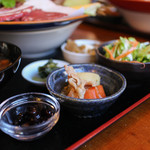 仙人小屋 - 前菜数種類☆