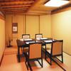 日本料理ほり川 - 内観写真: