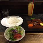 ジュンジーノ - 牛タンシチュー ¥980