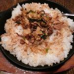 麺 みの作 - 焼き飯