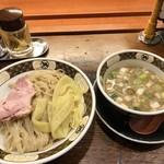 63420364 - 煮干しつけ麺