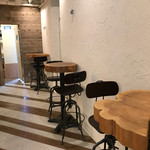 Cafe & Bar Switch - 店内