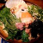 キララ - 鍋焼きらーめん:880円