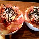 キララ - ミニ琉球丼:390円