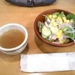 Kayaba walker's port Rotis&Series - サラダバー&スープ