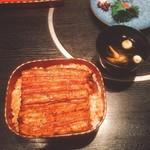 63423562 - 鰻重 大(4300円)【平成29年3月3日撮影】