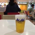 モスバーガー - 生ビール