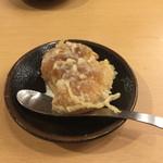 角中うどん店 - 2017/03/03 天ぷらアイス 200円