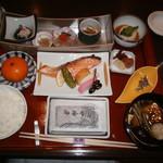 日本料理 芝桜 - 正月の朝食