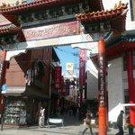 江山楼 - 長崎 新地 中華街の東門を入ってすぐにお店はあります