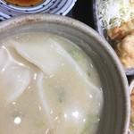 驛亭 - 豊後定食税込950円の拡大写真