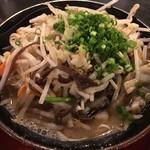 63431792 - 野菜とんこつラーメン(ハーフ)税込630円