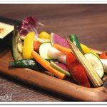 63433508 - 季節野菜の窯焼きバーニャカウダ