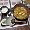 めんくいくん - 料理写真:牛すじ味噌煮込みうどん