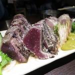 みや澤 - 鰹のタタキ
