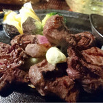 肉の万世 ステーキハウス -