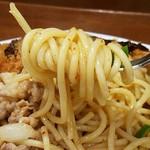 プチ ラパン - 麺リフト