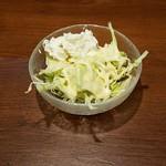 プチ ラパン - サラダ
