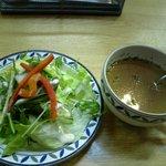 6344536 - サラダとスープ