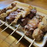 やきとり菊屋 - 料理写真: