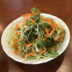 SPICE DINING - セットのサラダ