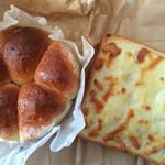 ブランジェリー タカギ - もちもちパンとクロックムッシュ