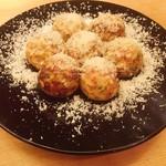 たこりき - 塩チーズたこ焼き
