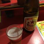 喜柳 - 瓶ビール