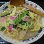 宮田食堂 - 料理写真:ちゃんぽん@650