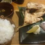 和醸良酒 - 本日の焼き魚定食