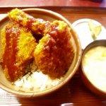 6345139 - ソースカツ丼 ¥780