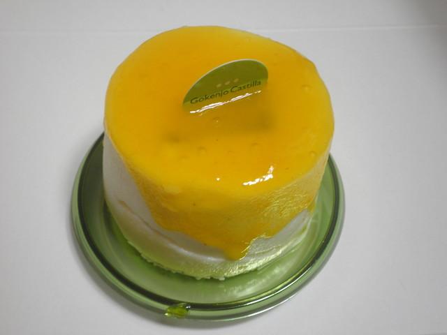 御献上カスティーラ 保戸野桜町店 - 何かのチーズケーキだったかと