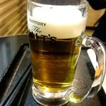 63450180 - 生ビール:200円
