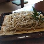 和味 - 寒ざらし蕎麦 850円