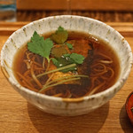 東白庵 かりべ - 鰊蕎麦