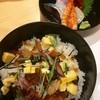 鮨 いっ誠 - 料理写真:ランチ-二段ちらし