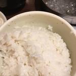鍋家 だるま堂 - ミックスしゃぶランチ☆★★☆ごはん