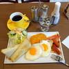 カフェ ベル マルシェ - 料理写真:ワンプレートモーニング800円