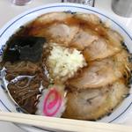 味幸 - バラチャーシュー麺 大盛り